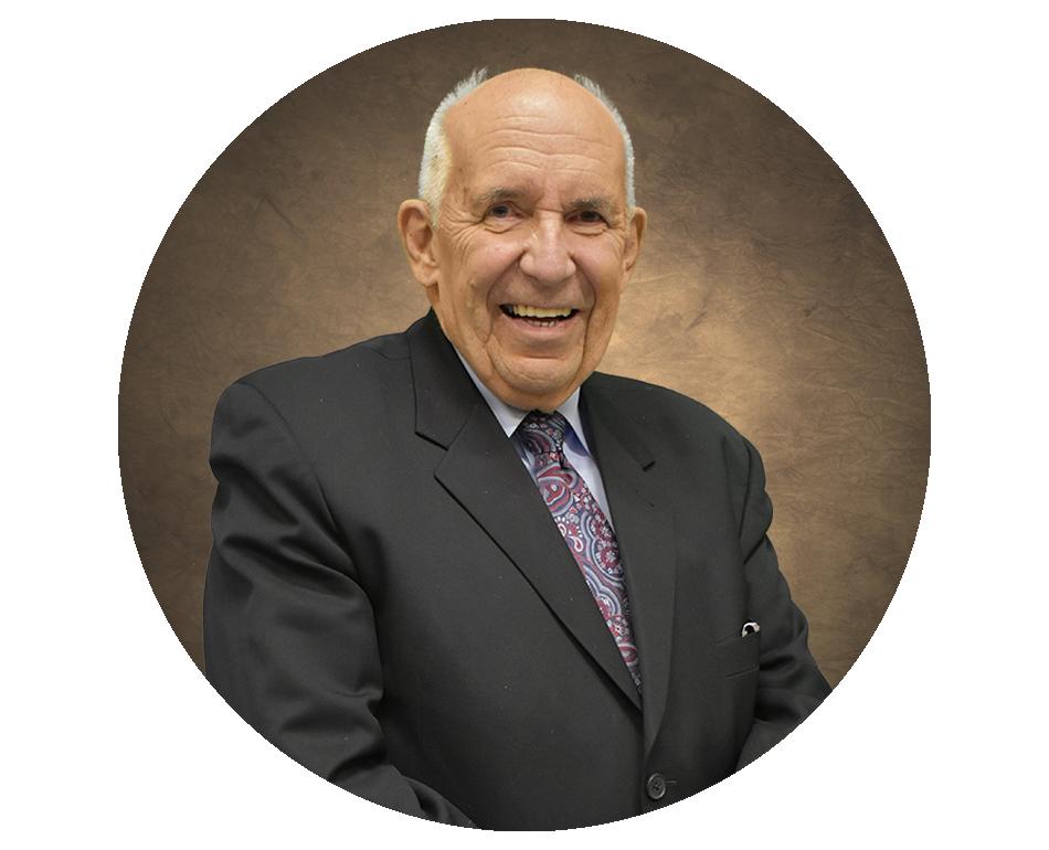 Pastor John Paisley