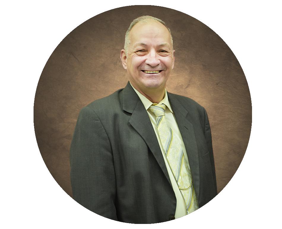 Pastor Ken Griffin